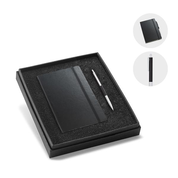 93499 – Kit de caderno e esferográfica