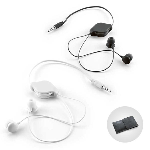 97309 – Fone de ouvido retrátil